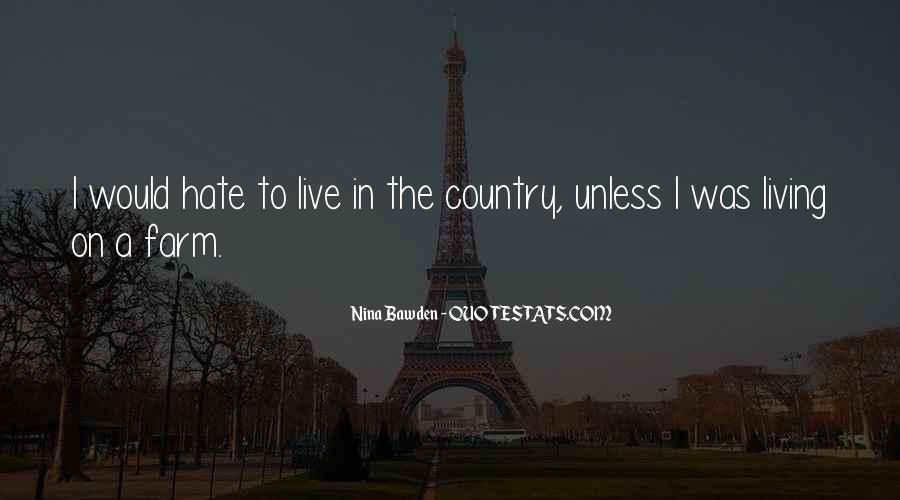 Nina Bawden Quotes #530623