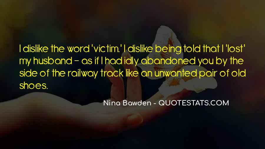 Nina Bawden Quotes #864310