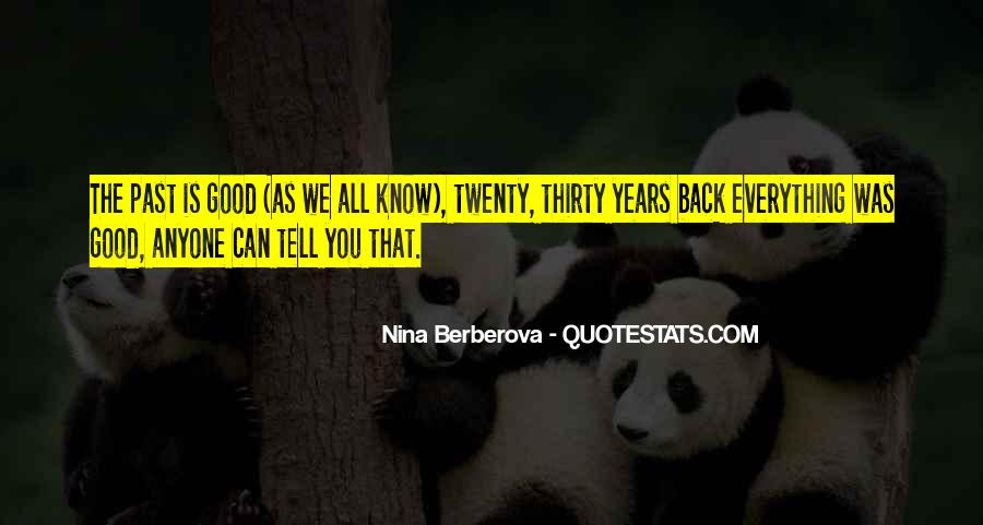Nina Berberova Quotes #1134145