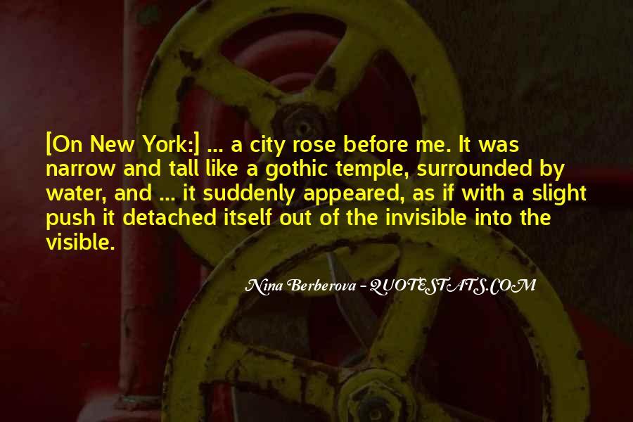 Nina Berberova Quotes #1199283