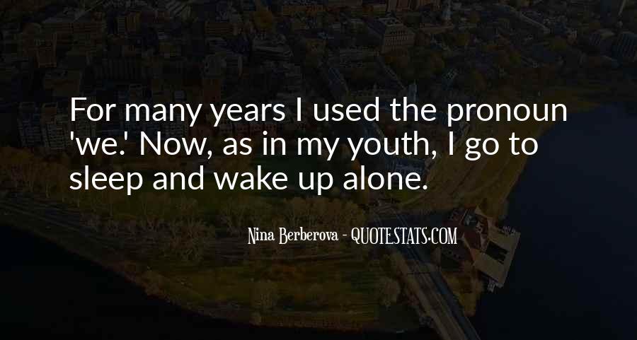 Nina Berberova Quotes #1239350