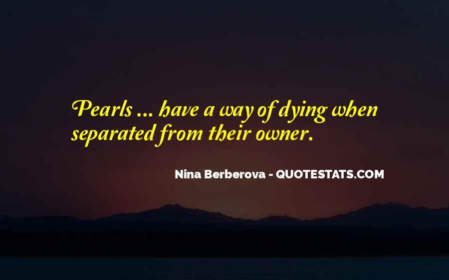 Nina Berberova Quotes #1519881