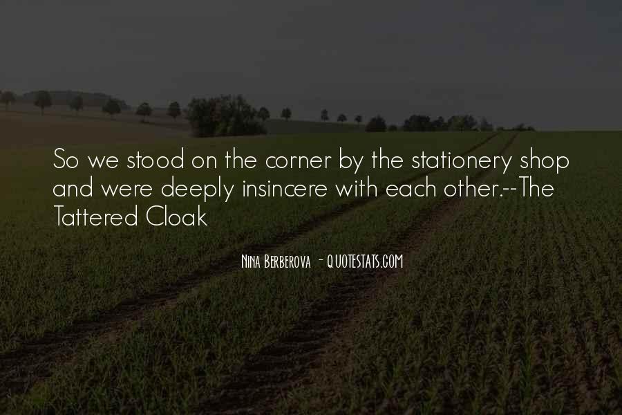 Nina Berberova Quotes #1788188