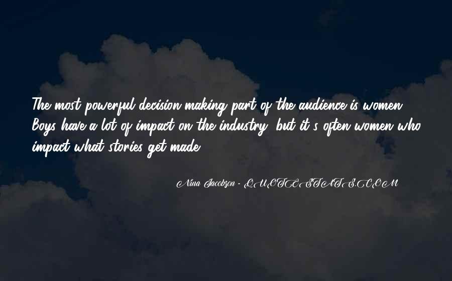Nina Jacobson Quotes #102865