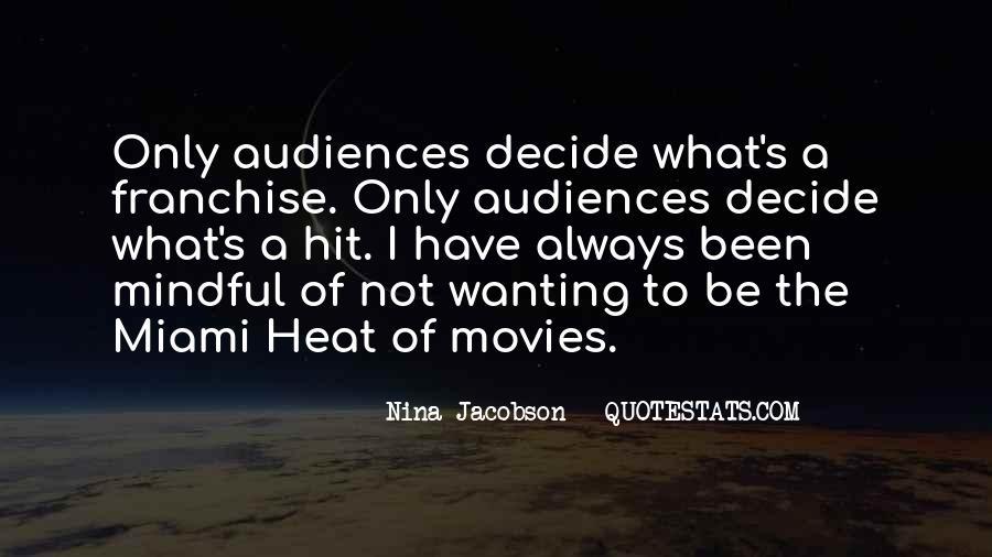 Nina Jacobson Quotes #1350159