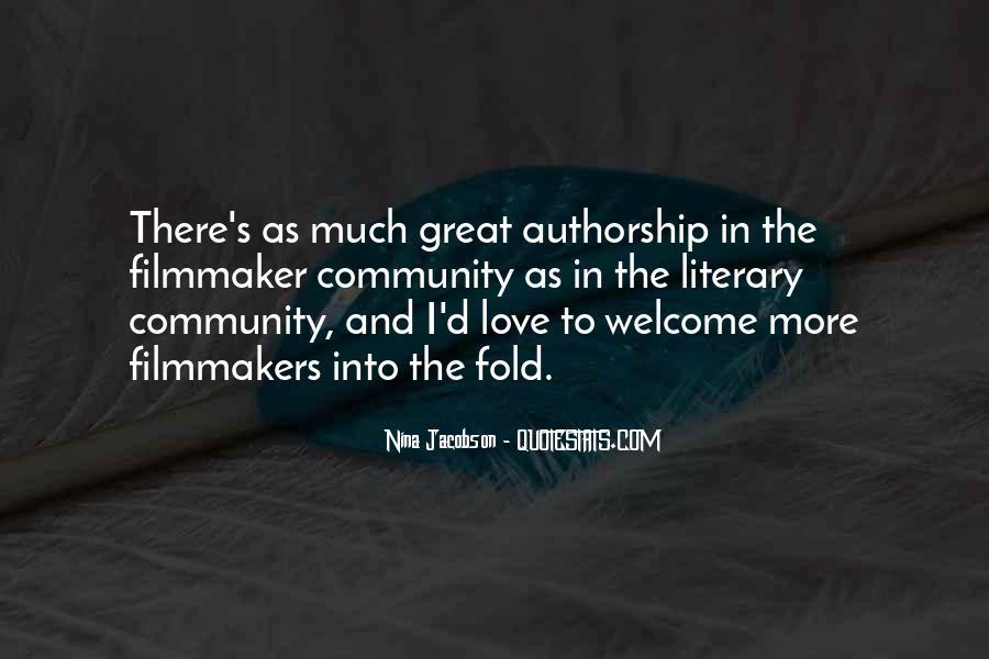 Nina Jacobson Quotes #1447551