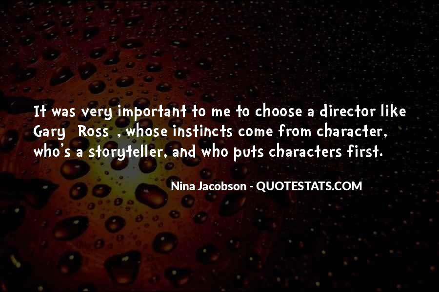 Nina Jacobson Quotes #632535