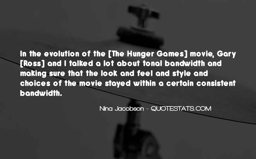 Nina Jacobson Quotes #90711