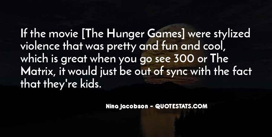 Nina Jacobson Quotes #932555