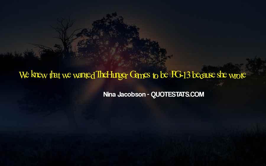 Nina Jacobson Quotes #982948