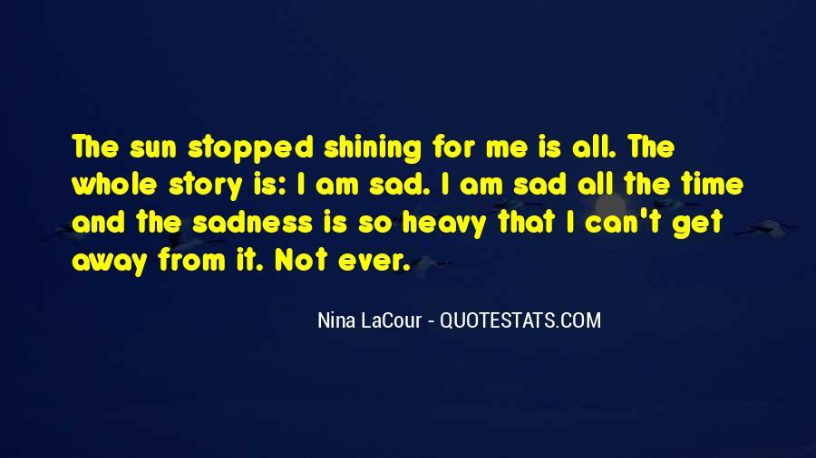 Nina LaCour Quotes #1001489