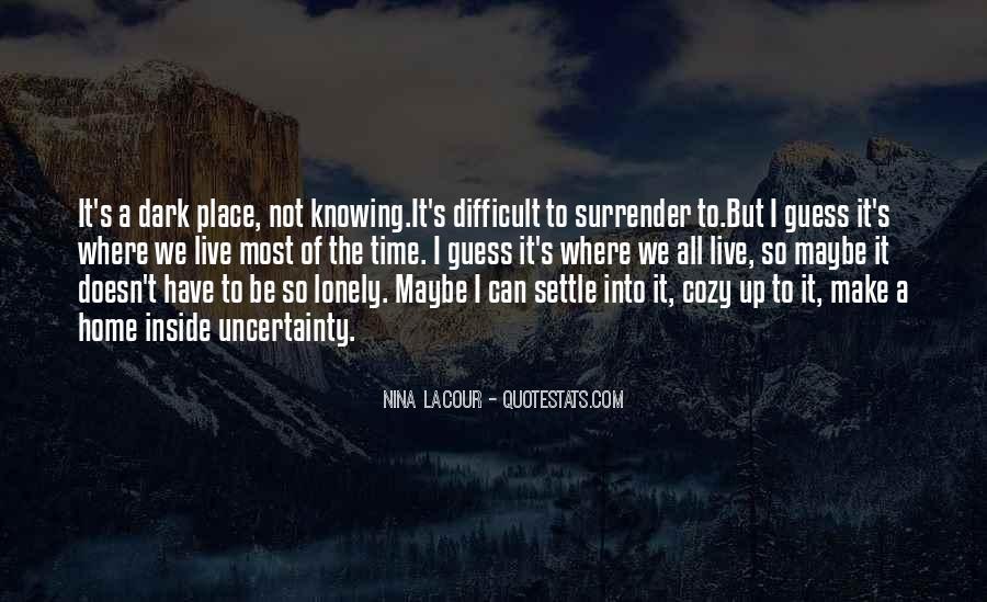 Nina LaCour Quotes #1292228