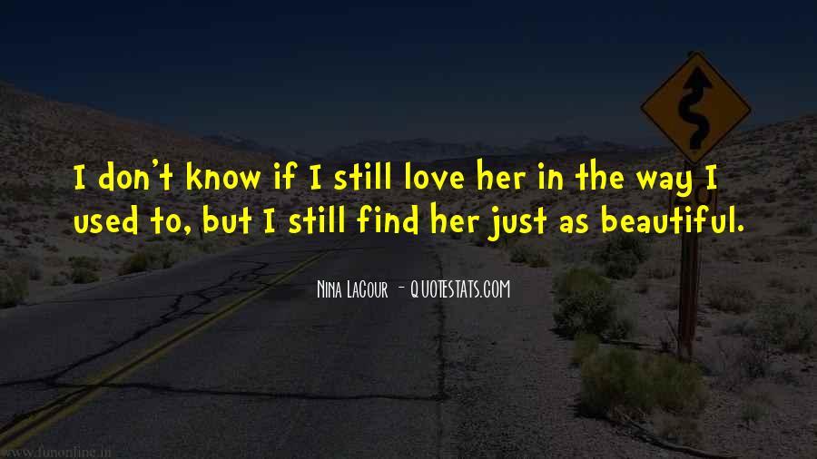Nina LaCour Quotes #1298547
