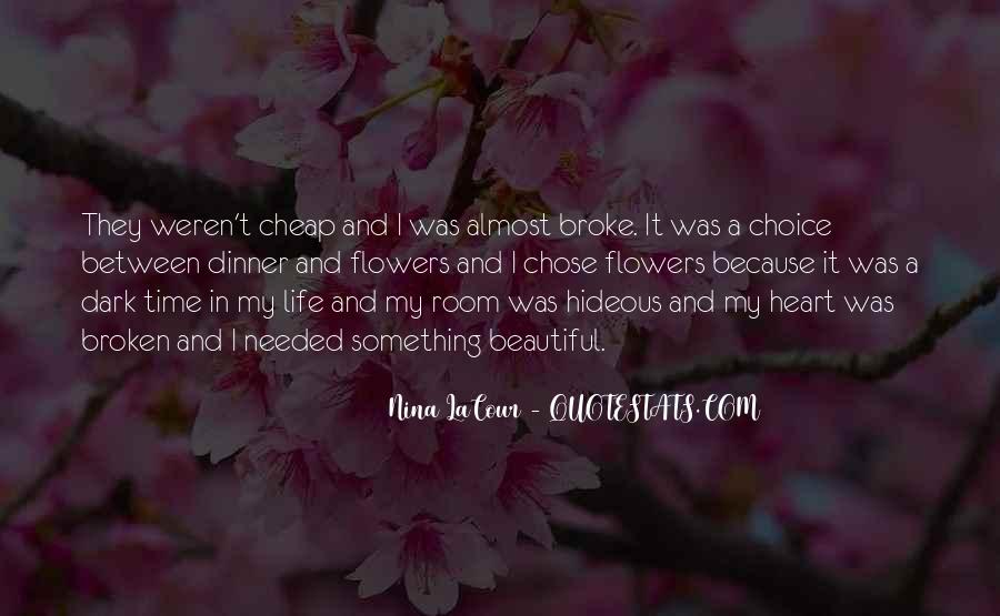 Nina LaCour Quotes #1520522
