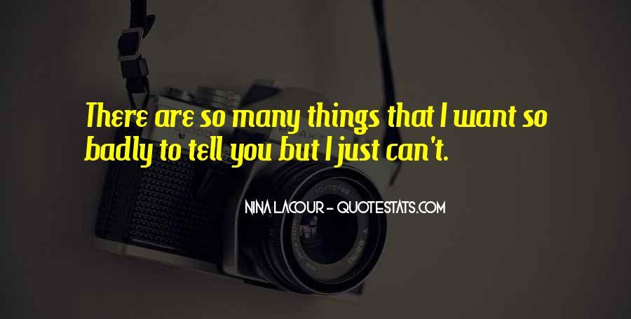 Nina LaCour Quotes #1520949