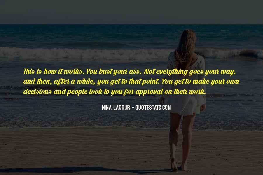 Nina LaCour Quotes #153385