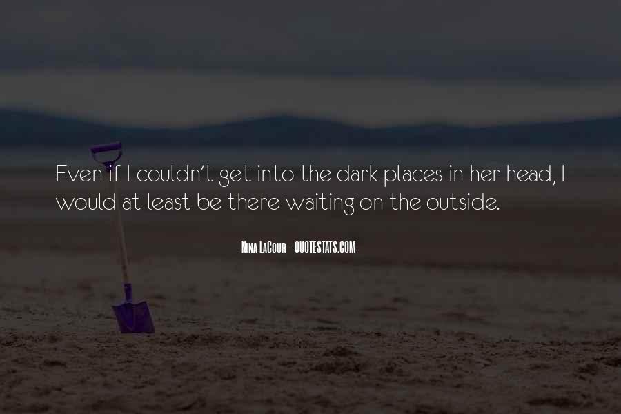 Nina LaCour Quotes #155480