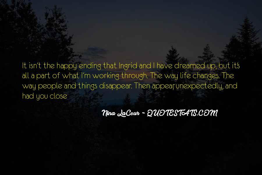 Nina LaCour Quotes #1854953