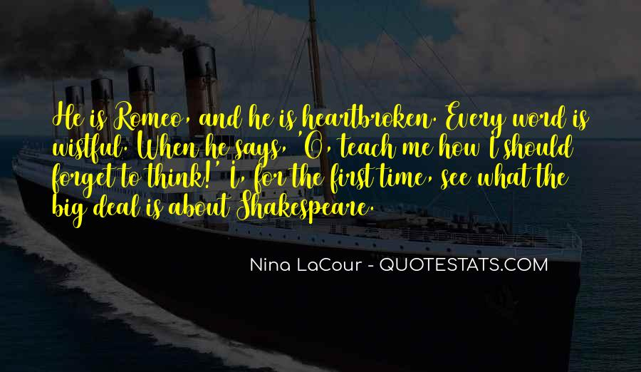 Nina LaCour Quotes #1866095