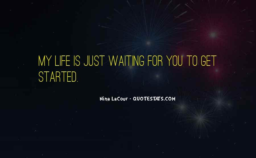 Nina LaCour Quotes #1871615