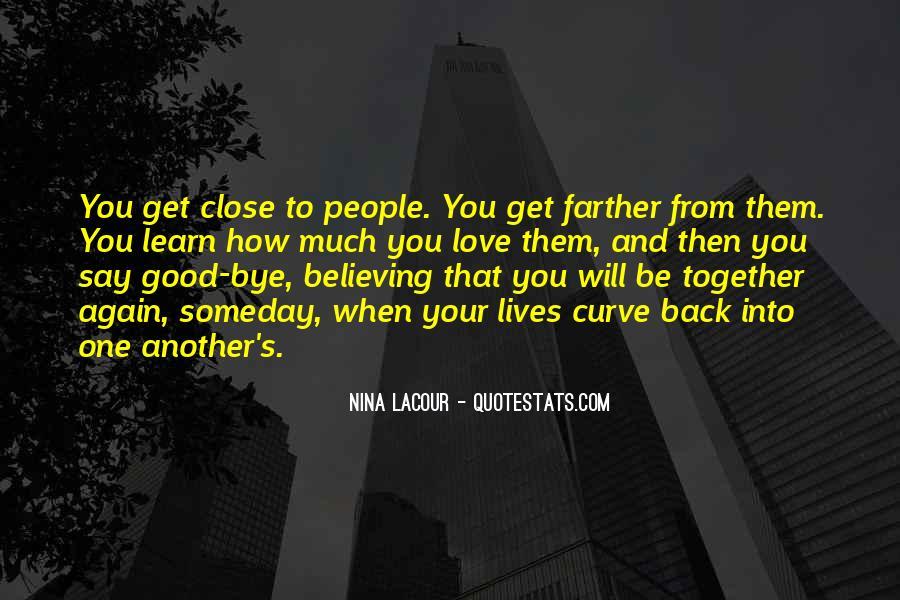 Nina LaCour Quotes #288809