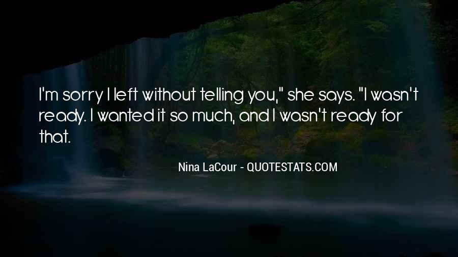 Nina LaCour Quotes #391674