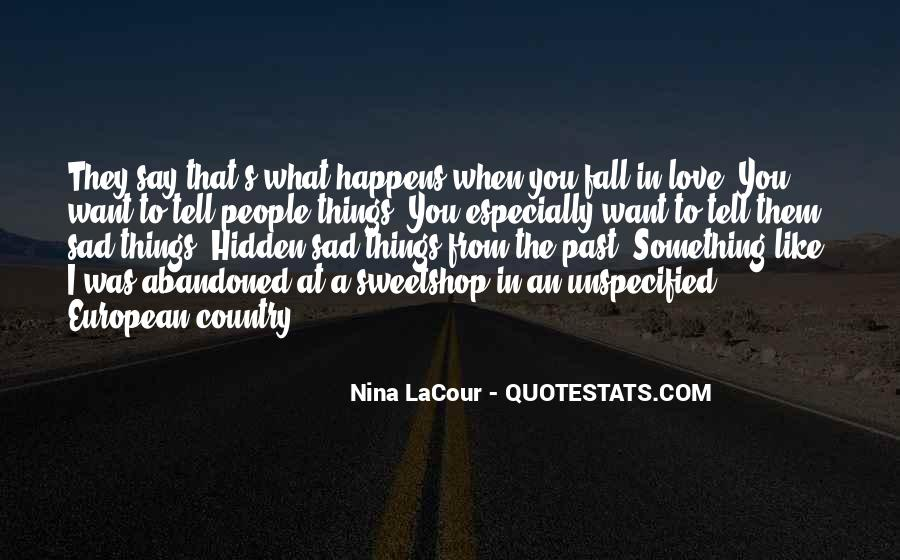 Nina LaCour Quotes #446284