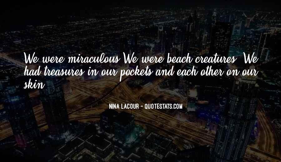 Nina LaCour Quotes #459610