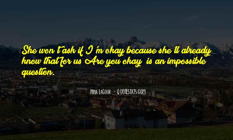 Nina LaCour Quotes #734931