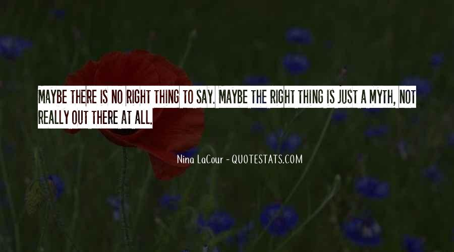 Nina LaCour Quotes #787508