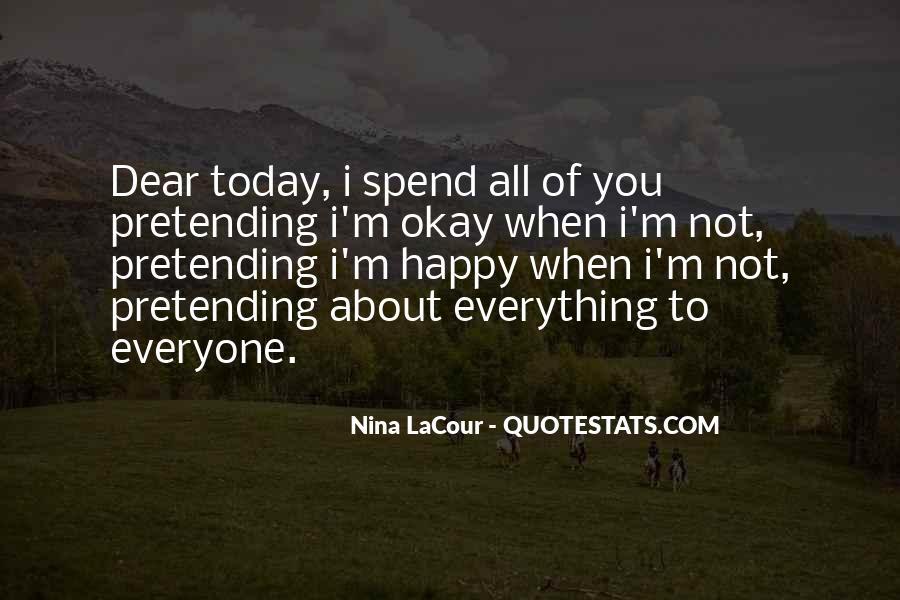 Nina LaCour Quotes #78860