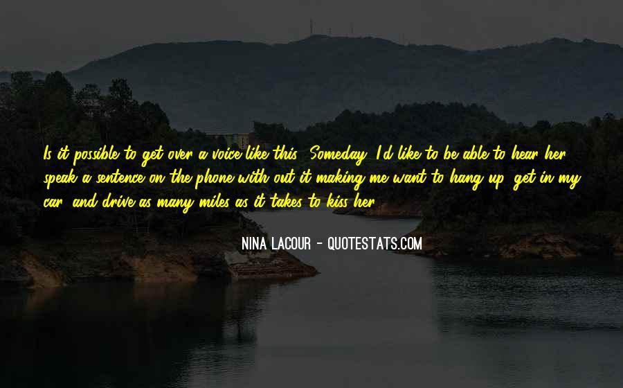 Nina LaCour Quotes #837893