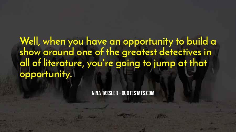 Nina Tassler Quotes #1208265