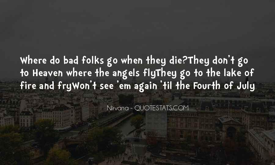 Nirvana Quotes #911296