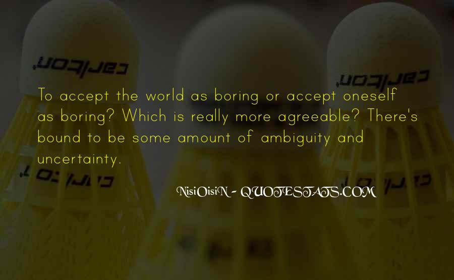 NisiOisiN Quotes #786988