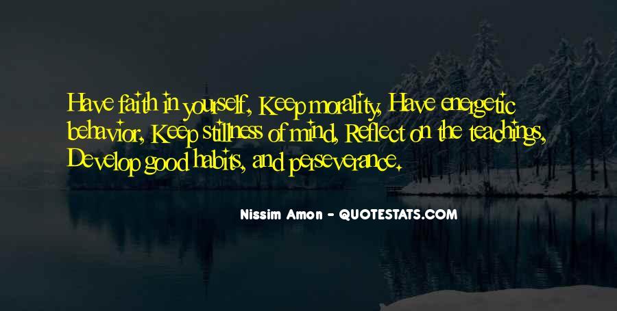 Nissim Amon Quotes #1782741
