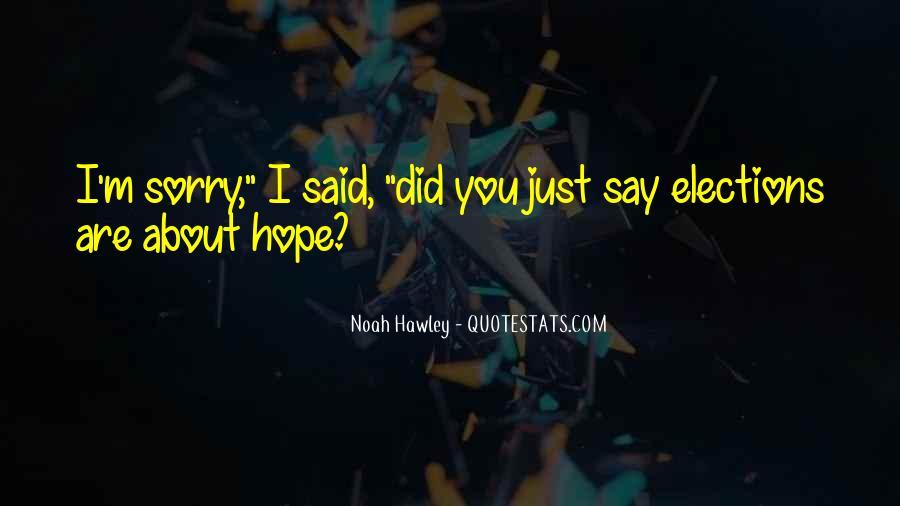 Noah Hawley Quotes #1037075