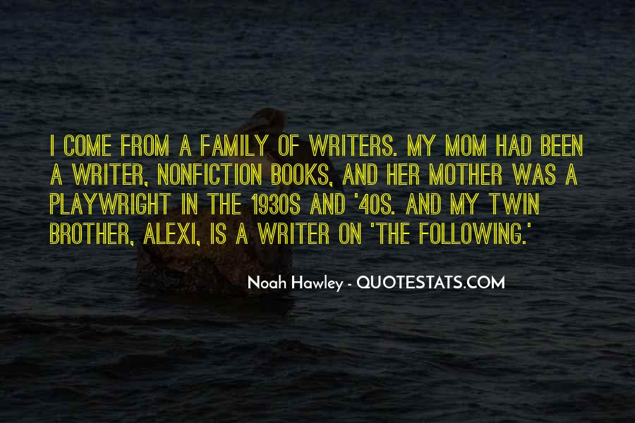Noah Hawley Quotes #1095197