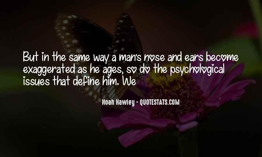 Noah Hawley Quotes #1330910
