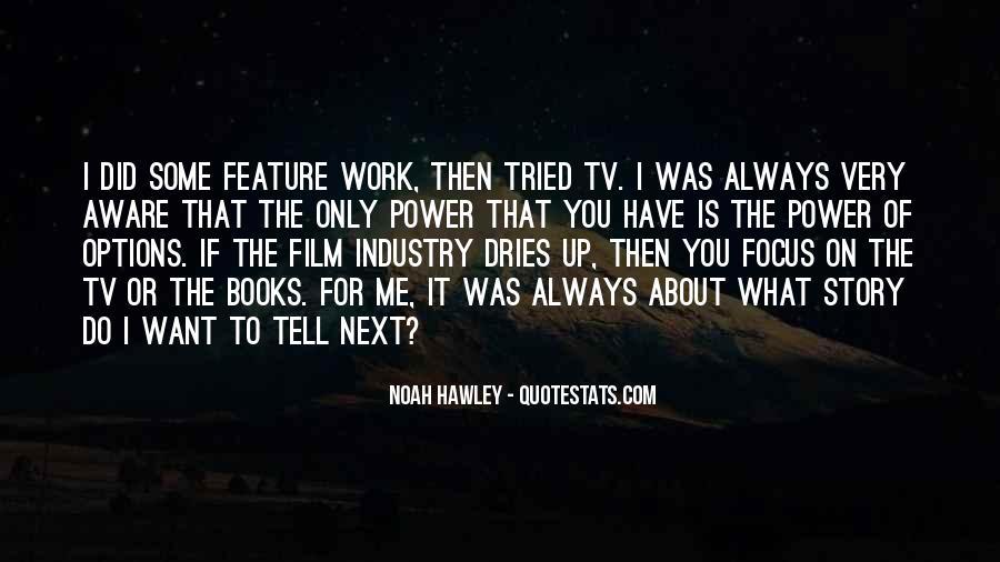 Noah Hawley Quotes #1387592