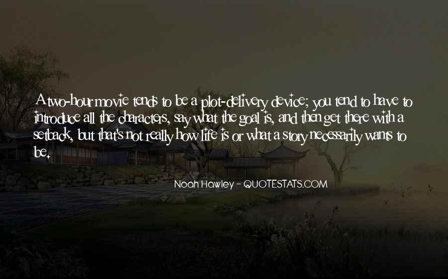 Noah Hawley Quotes #1529582