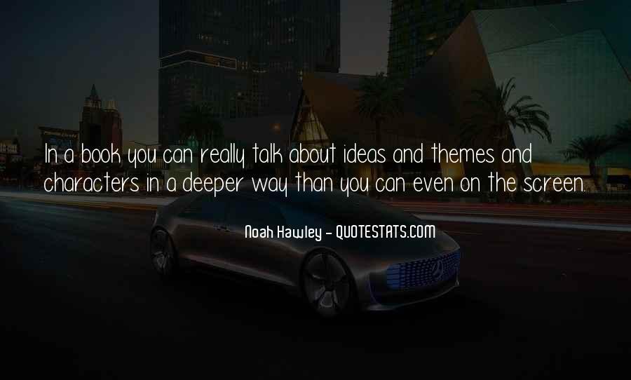 Noah Hawley Quotes #1536682