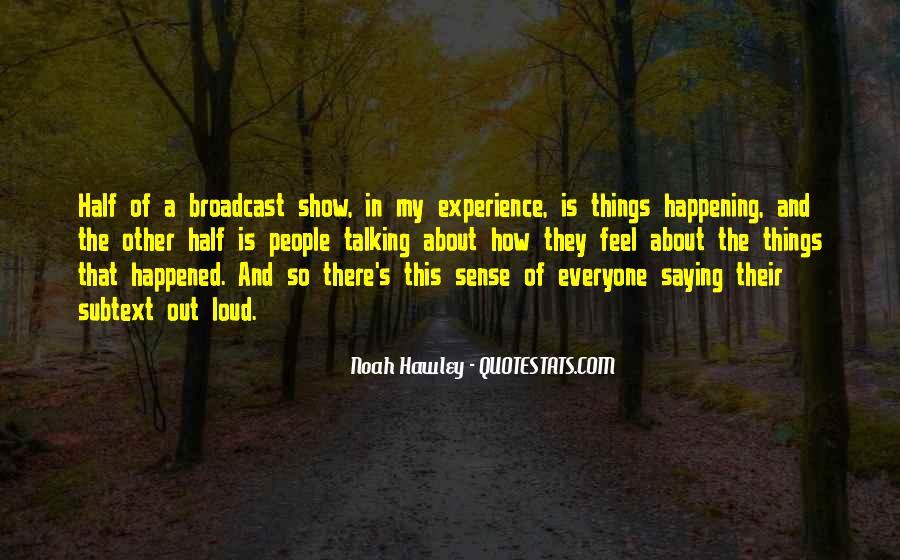 Noah Hawley Quotes #1758679