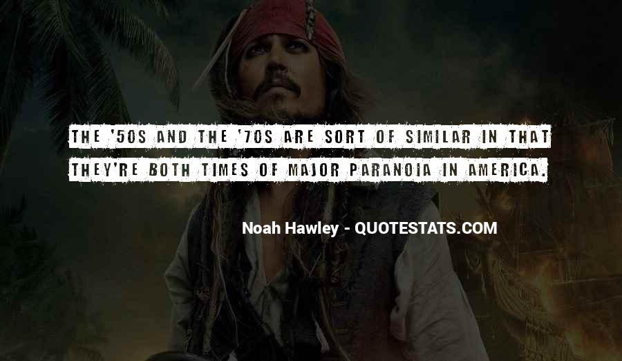 Noah Hawley Quotes #229470