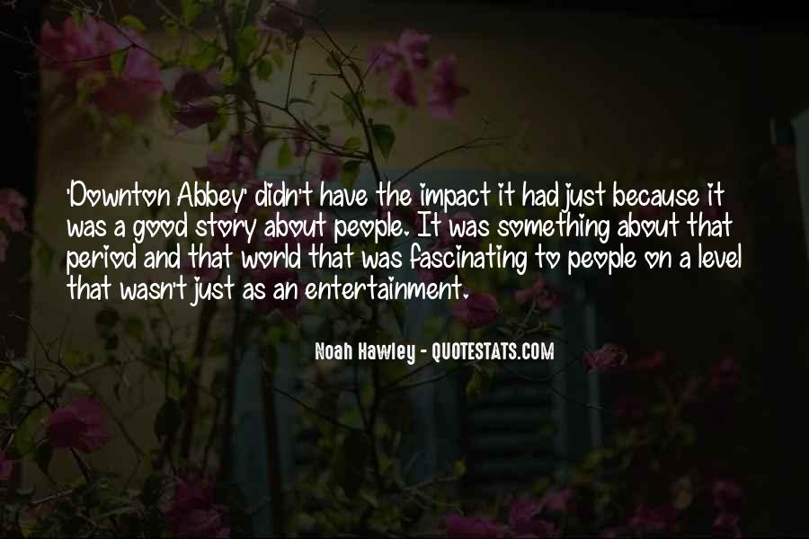 Noah Hawley Quotes #255052