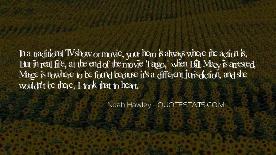 Noah Hawley Quotes #290844