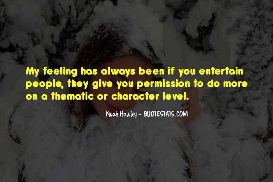 Noah Hawley Quotes #364321