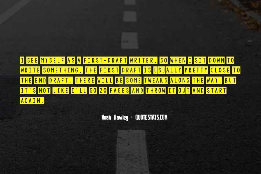 Noah Hawley Quotes #37139