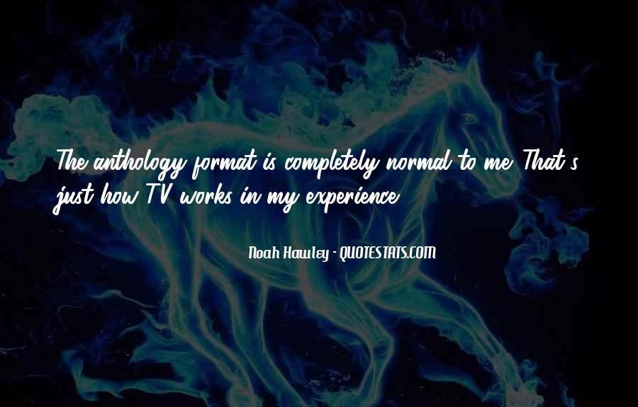 Noah Hawley Quotes #502860