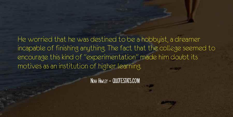Noah Hawley Quotes #521229